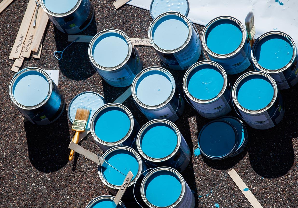 Brushup Paint 2 - Trinity Habitat for Humanity