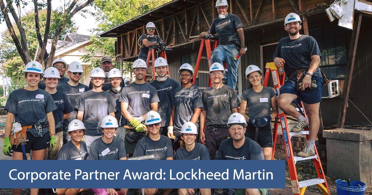 Corporate Partner Award: Lockheed Martin