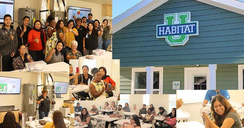 Habitat U - Trinity Habitat for Humanity