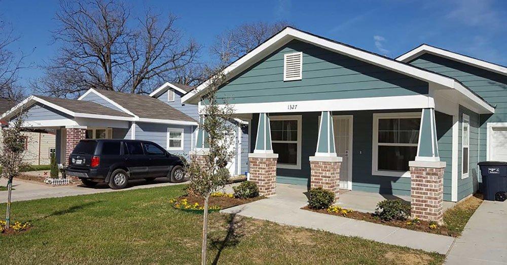 Hillside Morningside Homes - Trinity Habitat for Humanity