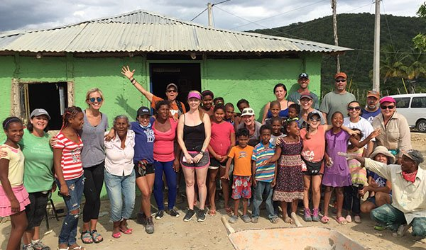 Global Village - Trinity Habitat for Humanity