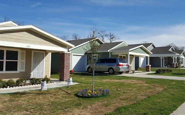 Hillside Morningside Trinity Habitat Homes